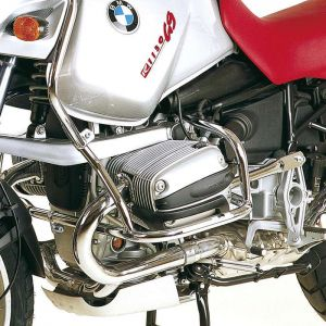 Engine Guard - BMW R1150 GS in Black