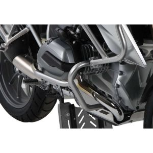Hepco & Becker Engine Guard - BMW R1200GS LC in Silver '13-