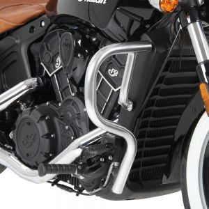 Hepco & Becker Engine Guard for Indian Scout & Sixty '15- in Chrome