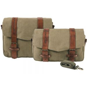 Hepco & Becker Legacy Courier Bag Set M/L for C-Bow Carrier