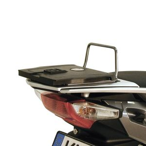 Rear Rack and Journey Top Case 50L - BMW R1200 in Black