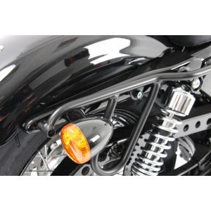 Hepco & Becker Rugged Bag Carrier for Harley Davidson Sportster 883 Roadster, Iron 883, Super Low, 883 Lo