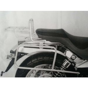 Side Carrier - Moto Guzzi Nevada Classic V 750 ie from 04 - 09' / Aquila Nera