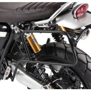 Hepco & Becker One-Sided Side Carrier Triumph Scrambler 1200-