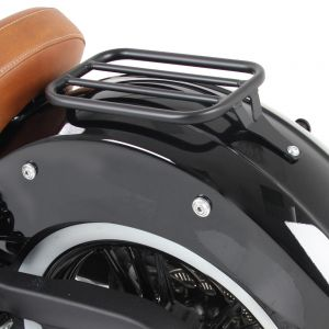 Hepco & Becker Solorack for Indian Scout & Sixty '15- in Black
