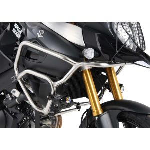 Hepco & Becker Tank Guard for Suzuki V-Strom 1000 ABS Stainless Steel '14-'16