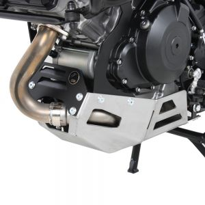 Hepco & Becker Skid Plate for Suzuki V-Strom 650 '17- in Aluminum