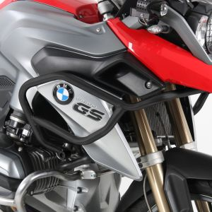 Hepco & Becker Tank Guard - BMW R1200GS from '13-'16 in Black
