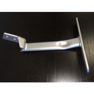 Tank Guard Bracket Only - BMW R1200GS LC in Anthracite