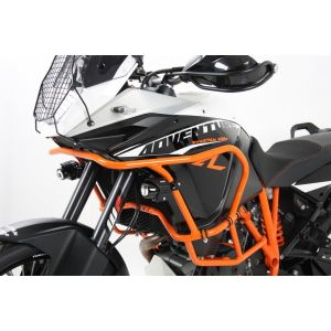 Tank Guard - KTM 1090 & 1190 Adventure in Orange