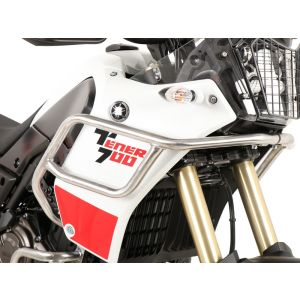 Hepco & Becker Tank Guard Yamaha Tenere 700 Stainless Steel