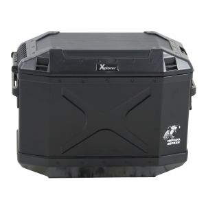 Alu-case Xplorer 30 Black Aluminum - Right Side