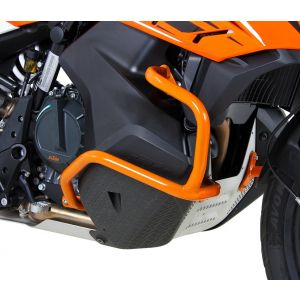 Hepco & Becker Engine Guard KTM 790 Adventure & 790 Adventure R Orange