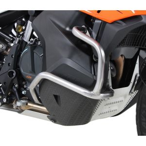 Hepco & Becker Engine Guard KTM 790 Adventure & 790 Adventure R Stainless Steel