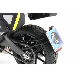 Hepco & Becker License Plate Holder Ducati Scrambler 800