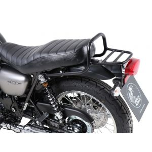 Hepco & Becker Rear Rack (Not For Top Cases) Kawasaki W800 Street / Cafe 2019- Black