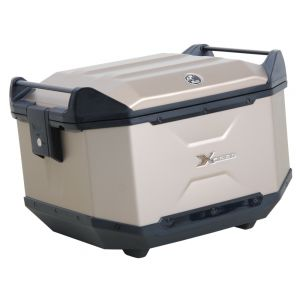 Hepco & Becker Xceed Top Case 45 Liters Titan
