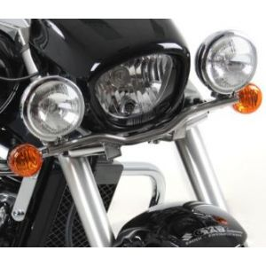 Twinlights - Suzuki M 800 Intruder from 10'