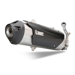 MIVV Exhaust Slip-On (Without Cat) Piaggio Beverly 400 / 500 2006-2010