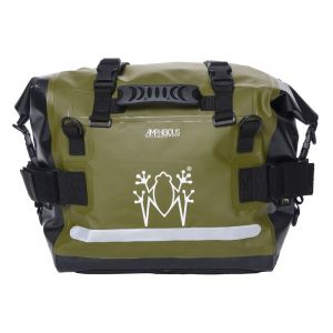 Amphibious Universal Motobag 2 in Wild Green Color