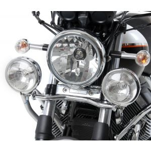 Twinlights - Moto Guzzi C 940 Bellagio / Bellagio Aquila Nera in chrome