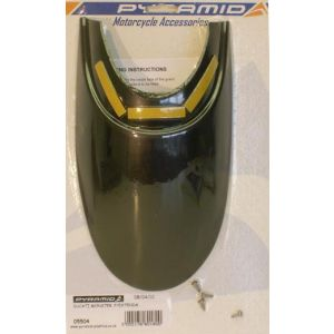 Pyramid Plastics Extenda Fenda Fender Extender for Ducati Monster -'07