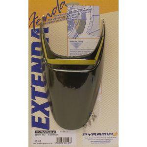 Pyramid Plastics Extenda Fenda Fender Extender for Kawasaki ZZR600 '93-