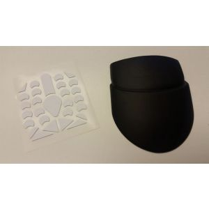 Pyramid Plastics Extenda Fenda Stick Fit for Suzuki AN650 Burgman '12-
