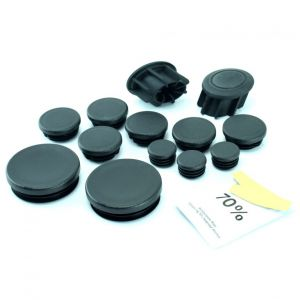Pyramid Plastics Frame End Caps for BMW R1200R, RS '15-