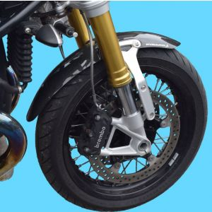 Pyramid Plastics Extended Front Mudguard (Black) for BMW R NineT