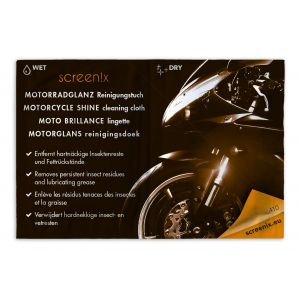 Screenix Motorycle Cleaner Wipes