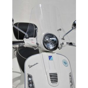 Ermax Sportivo Screen Windshield for Vespa S50 & 125 '10-'11
