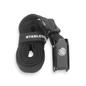 Steelcore Security Strap Lockable Tie Downs