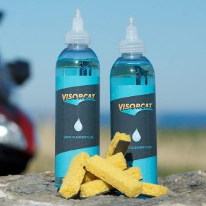 Visorcat Helmet Wash and Wipe Go Anywhere Refill Pack