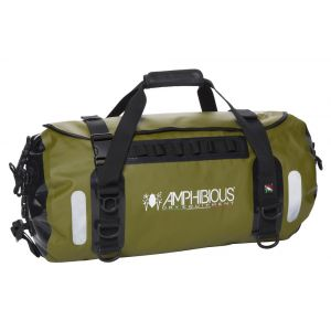 Amphibious Voyager Dufflebag in Wild Green