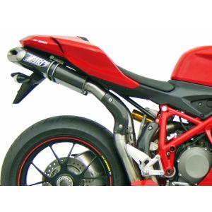 ZARD Exhaust 2-1-2 Full System Penta Evo Ducati 1098 / 848