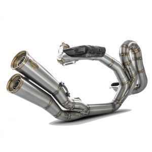 ZARD Exhaust 2-1-2 Racing Full System Ducati Monster 1200 / R / S 2016-2018