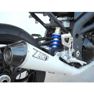 ZARD Exhaust 3-1 Conical Full System Triumph Speed Triple 1050 2007-2010