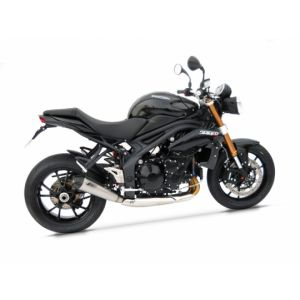 ZARD Exhaust 3-1 Conical Full System Triumph Speed Triple 1050 2011-