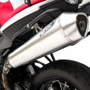 ZARD Exhaust Conical Slip-On BMW F800GS 2008-2015