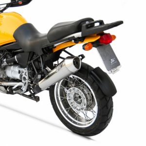 ZARD Exhaust Conical Slip-On BMW R850GS / R1150GS / R1150R