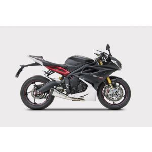 ZARD Exhaust Full System Short Version Triumph Daytona 2013-