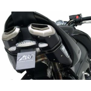 ZARD Exhaust Penta Slip-On Suzuki B-King