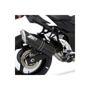 ZARD Exhaust Penta Slip-On Suzuki GSR750