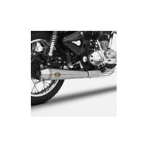 ZARD Exhaust Slip-On Royal Enfield Bullet 350 / 500