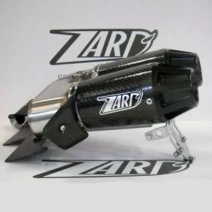 ZARD Exhaust Top Gun Slip-On Ducati Hypermotard 1100