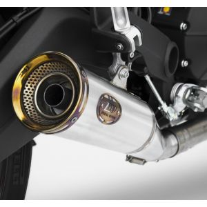 ZARD Exhaust Zuma Slip-On Ducati Monster 797 2017-2019