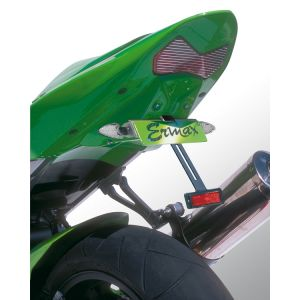 Ermax License Plate Holder for Kawasaki ZX6R '03-'04