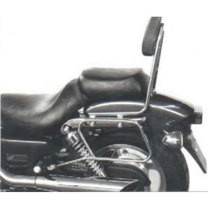 Leather Bag Holder - Honda VF 750 Custom from 93'