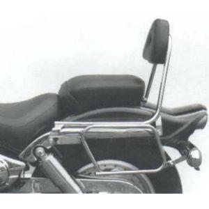 Leather Bag Holder - Suzuki VZ 800 Marauder
